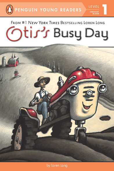 Otis's Busy Day ( Penguin Young Readers: Level 1 ) Cover