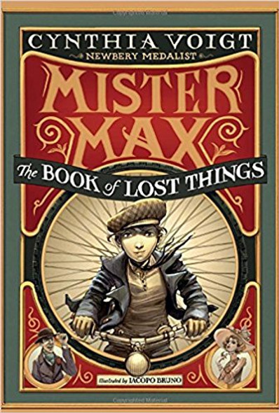 Mister Max: The Book of Lost Things: Mister Max 1 Cover