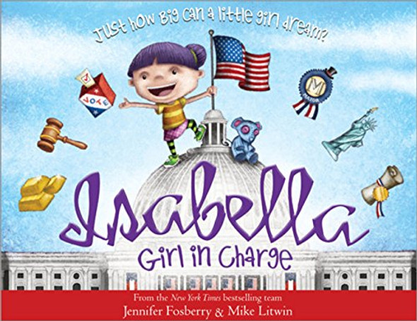 Isabella: Girl in Charge Cover