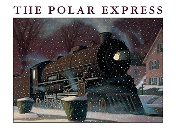 The Polar Express (Big Book) Cover