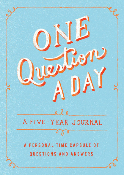 One Question a Day: A Five-Year Journal Cover