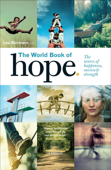 The World Book of Hope: The Source of Success, Strength and Happiness Cover