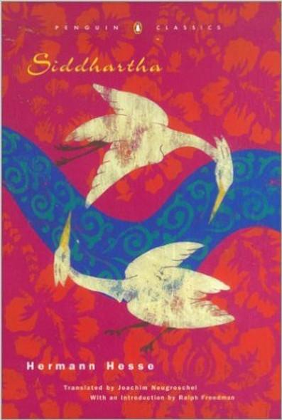 Siddhartha (Penguin Classics Deluxe Edition) Cover