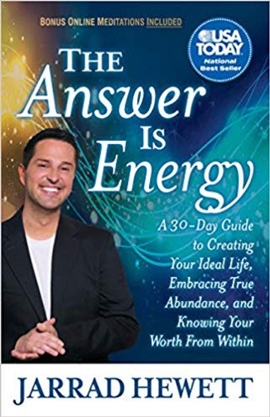The Answer Is Energy: A Thirty-Day Guide to Creating Your Ideal Life, Embracing True Abundance, and Knowing Your Worth from Within Cover