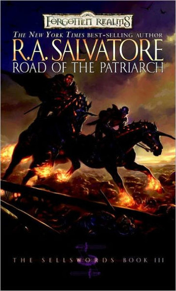Road of the Patriarch Cover