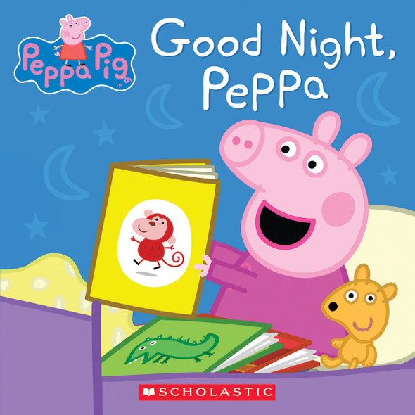 Good Night, Peppa (Peppa Pig) Cover