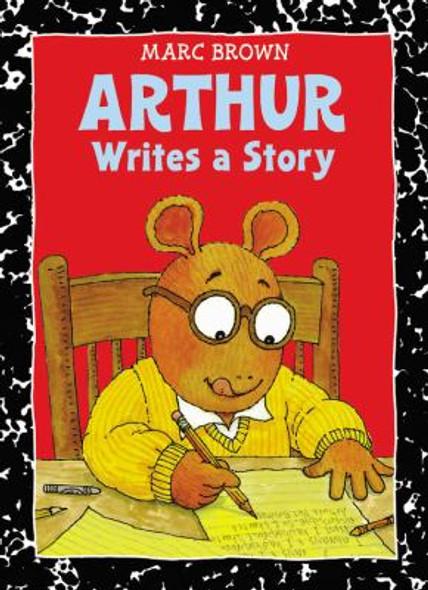 Arthur Writes a Story Cover