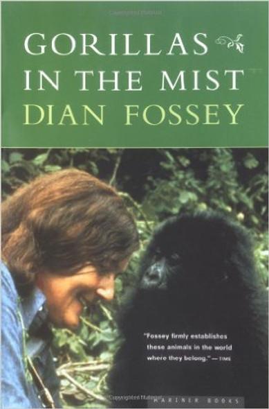 Gorillas in the Mist Cover