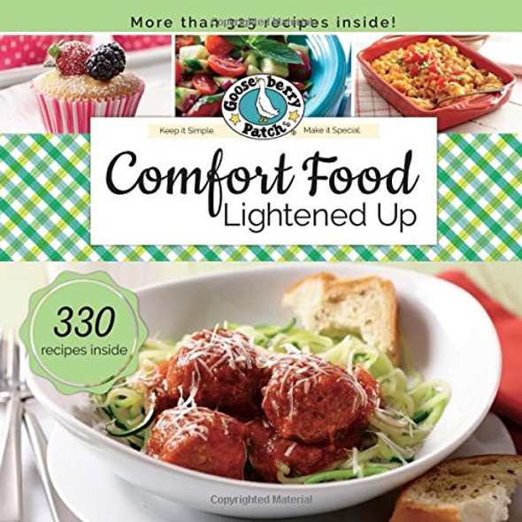 Comfort Food Lightened Up (Keep It Simple) Cover