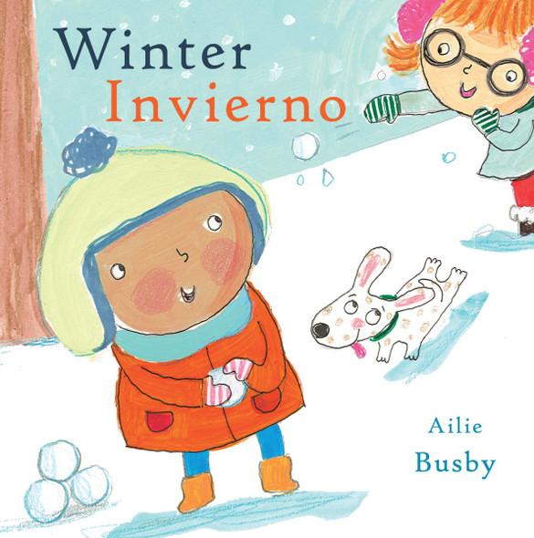 Winter/Invierno (Child's Play - Bilingual Titles) Cover
