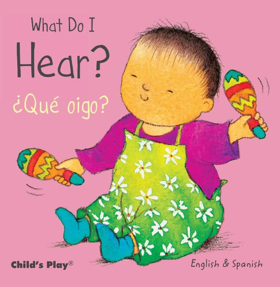 What Do I Hear? / Que Oigo? (Small Senses Bilingual #5) Cover