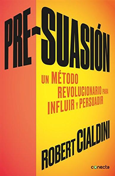 Pre-suasi'_n / Per-suation (Spanish Edition) Cover
