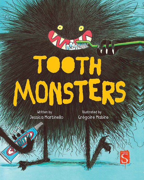 Tooth Monsters Cover