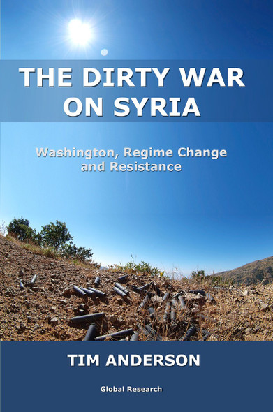 The Dirty War on Syria Cover
