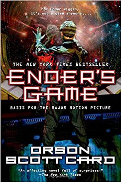 Ender's Game ( Ender Wiggins Quartet ) Cover