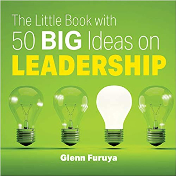 The Little Book with 50 BIG Ideas on Leadership Cover