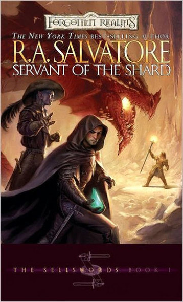 Servant of the Shard: The Sellswords, Book I Cover