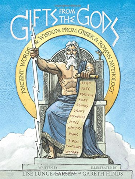 Gifts from the Gods: Ancient Words and Wisdom from Greek and Roman Mythology Cover