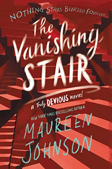 The Vanishing Stair (Truly Devious #2) Cover