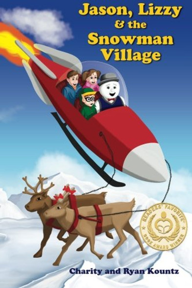 Jason, Lizzy and the Snowman Village: Jason and Lizzy's Legendary Adventures Cover