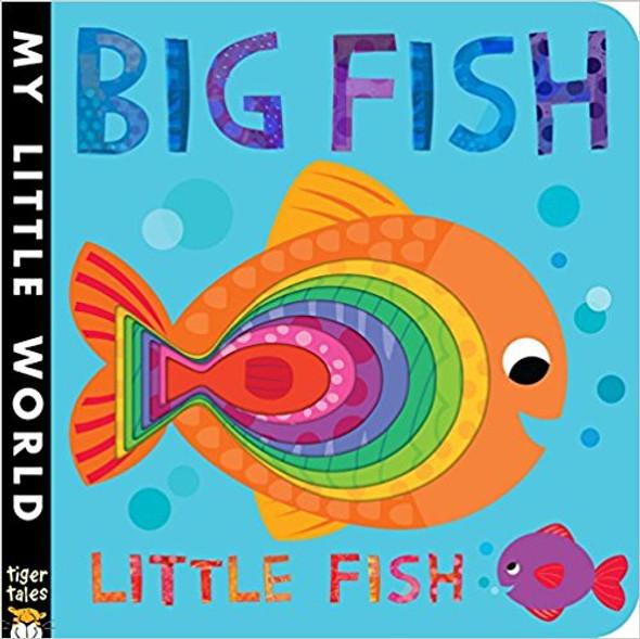Big Fish Little Fish Cover