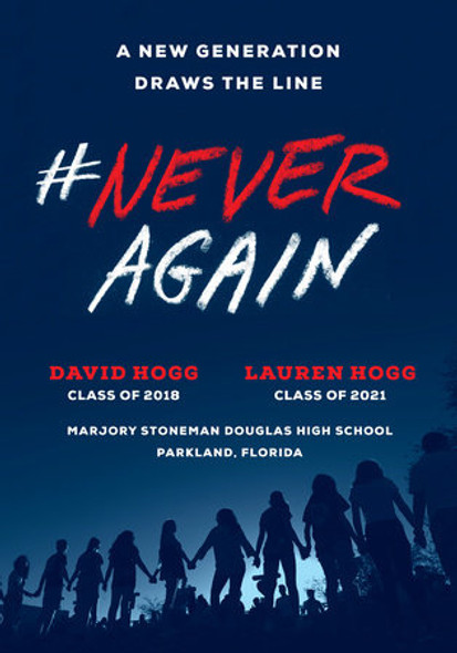 #neveragain: A New Generation Draws the Line Cover