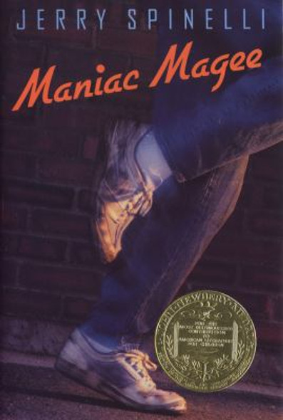 Maniac Magee (Newbery Medal Book) Cover