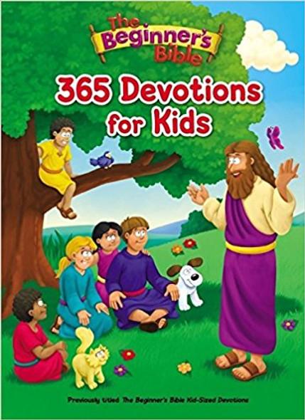 The Beginner's Bible 365 Devotions for Kids ( Beginner's Bible ) Cover