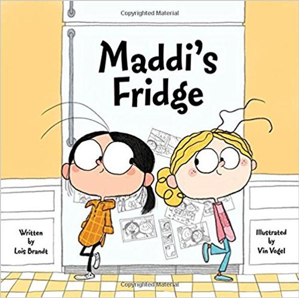 Maddi's Fridge Cover