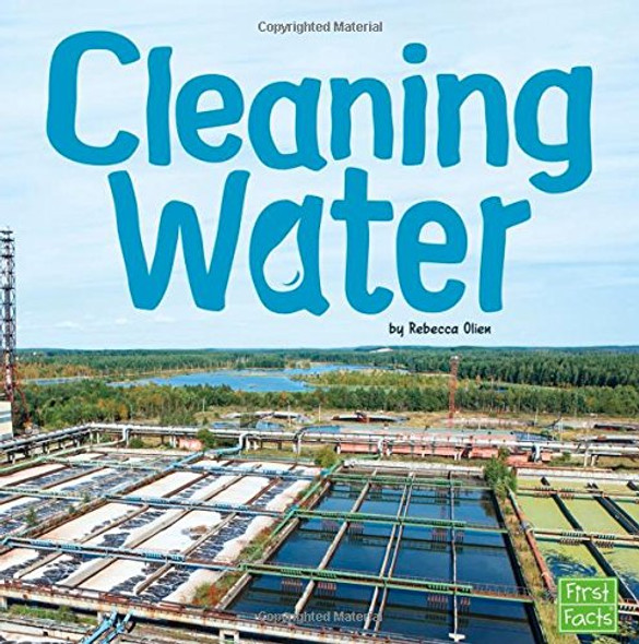 Cleaning Water (Water in Our World) Cover