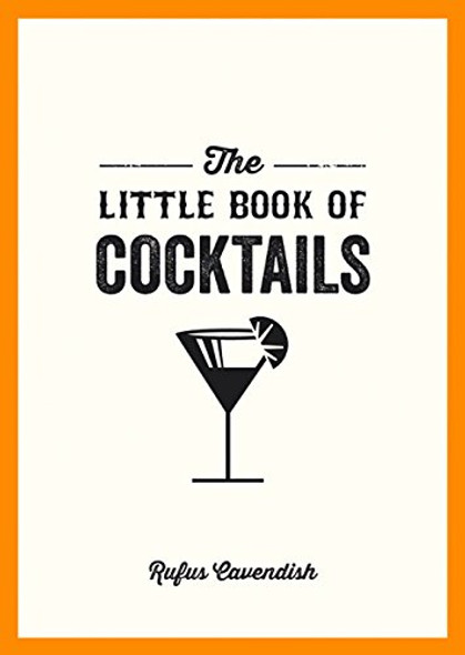 The Little Book of Cocktails Cover