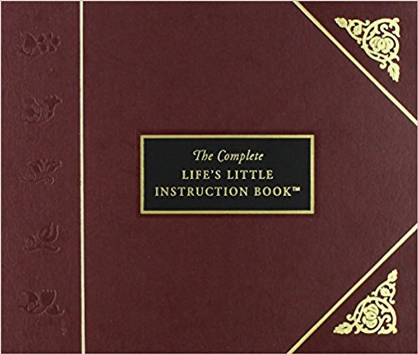 The Complete Life's Little Instruction Book Cover