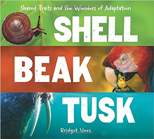 Shell, Beak, Tusk: Shared Traits and the Wonders of Adaptation Cover