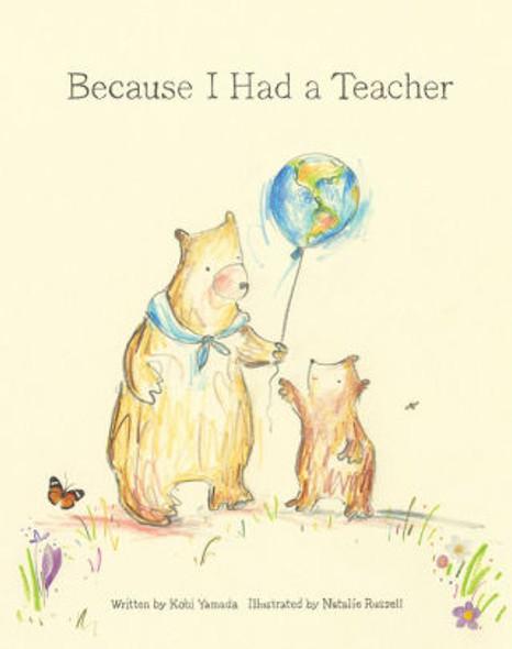 Because I Had a Teacher Cover