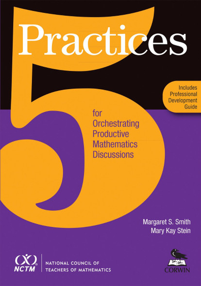 5 Practices for Orchestrating Productive Mathematics Discussions Cover