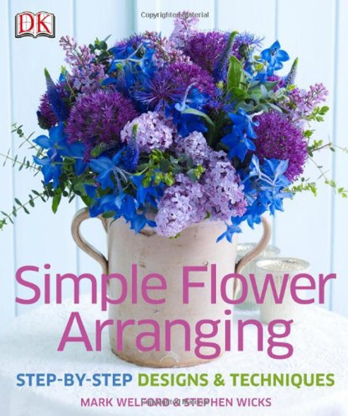 Simple Flower Arranging Cover