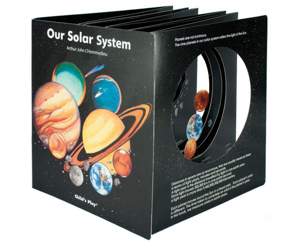 Our Solar System (Information Books) Cover