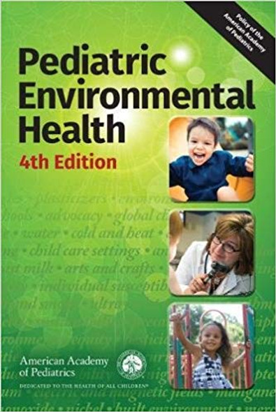 Pediatric Environmental Health (4TH ed.) Cover