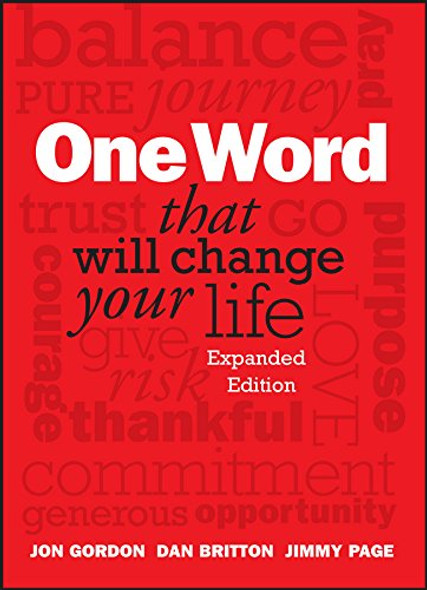 One Word That Will Change Your Life (Expanded) Cover