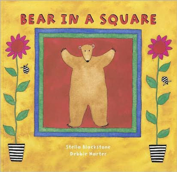 Bear in a Square Cover