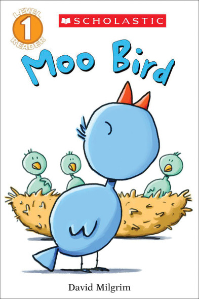 Moo Bird ( Scholastic Reader: Level 1 ) Cover