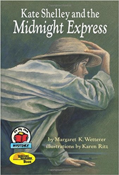 Kate Shelley and the Midnight Express ( On My Own History ) Cover