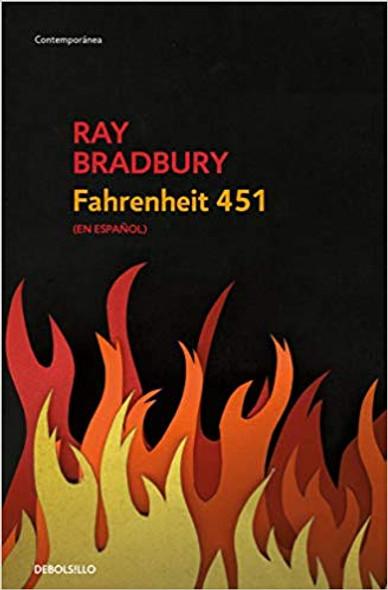Fahrenheit 451 (Spanish Edition) Cover