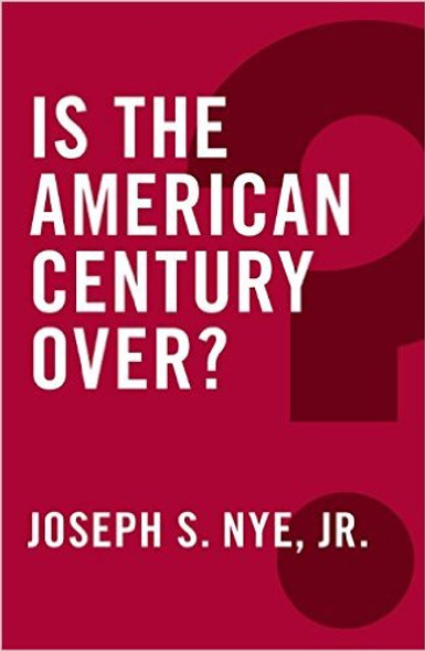 Is the American Century Over? Cover