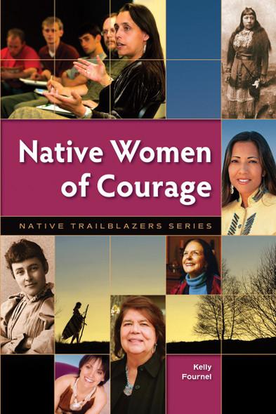 Native Women of Courage (Native Trailblazers) Cover