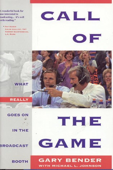 Call of the Game (1ST ed.) Cover