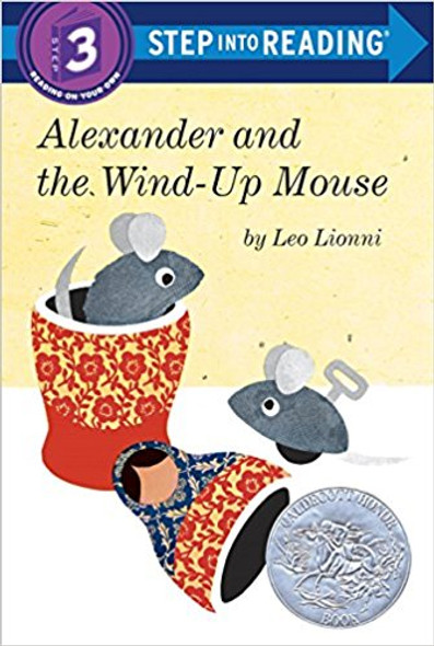 Alexander and the Wind-Up Mouse ( Step Into Reading: A Step 3 Book ) Cover