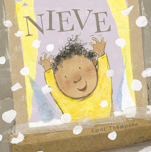 Nieve (Haga el Tiempo Que Haga! - Whatever The Weather) (Spanish Edition) Cover