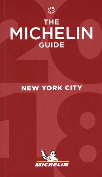 Michelin Guide New York City 2018: Restaurants Cover