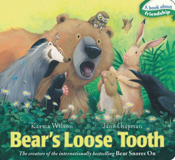 Bear's Loose Tooth Cover